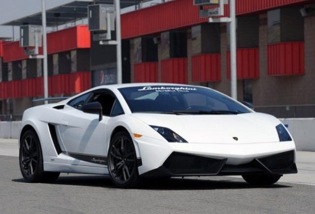 Lamborghini Gallardo in leasing!