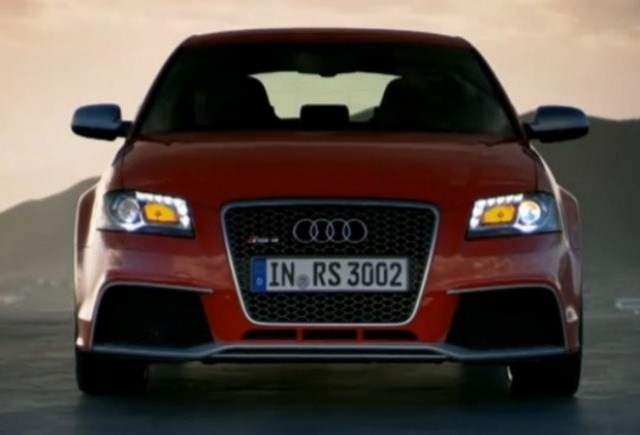 VIDEO: Noul Audi RS3 Sportback prezentat in detaliu