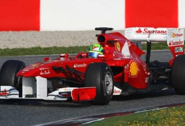 Massa: Masina este pur si simplu mai buna