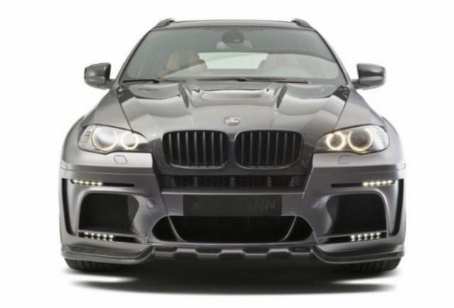 BMW X6M tunat de Hamann