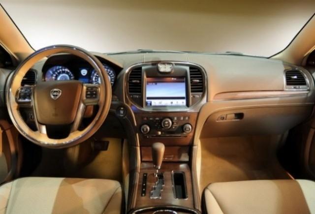 Iata primele imagini cu interiorul noului Lancia Thema!