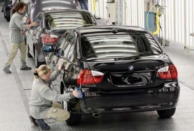 BMW si-a facut planul inainte de vreme