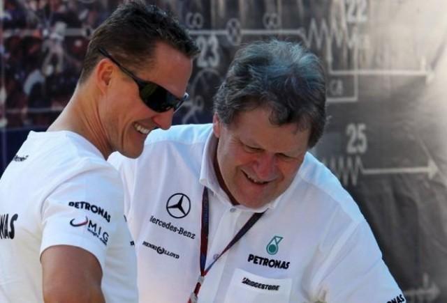 Schumi ar putea continua alaturi de Mercedes