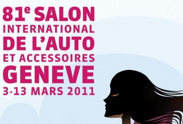 Geneva 2011, paiete si farduri peste un trup obosit