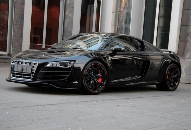 Audi R8 Hyper Black Edition by Anderson