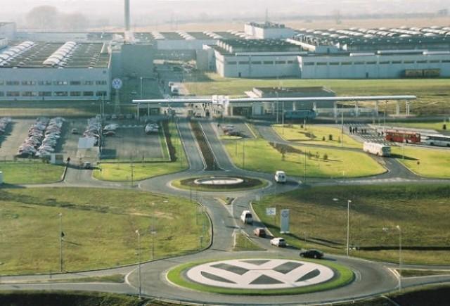 Crestere de 36% a productiei la uzina VW din Slovacia