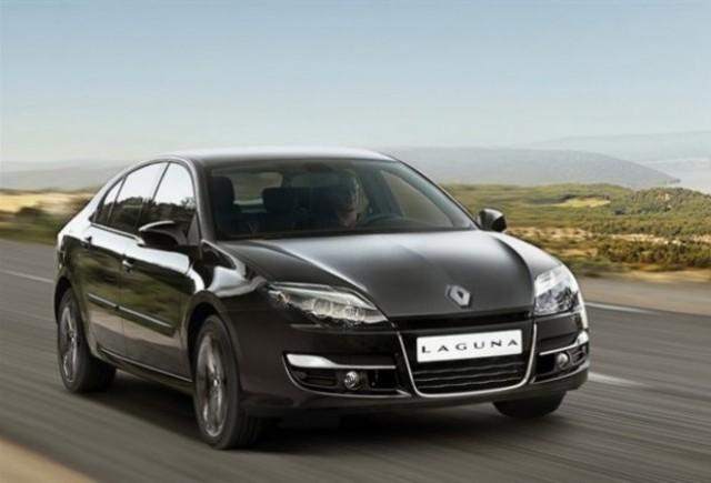 Viitorul Renault Laguna va fi un model radical