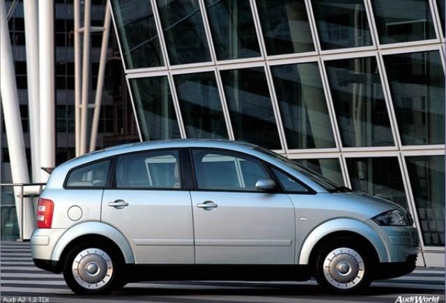 Un nou Audi A2 la orizont?