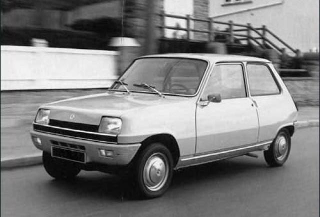 Renault se gandeste sa reinvie R5!