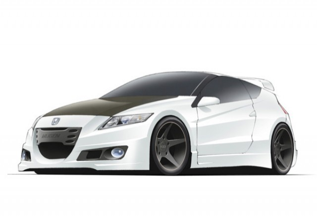 Honda Mugen CR-Z, la Goodwood Festival of Speed