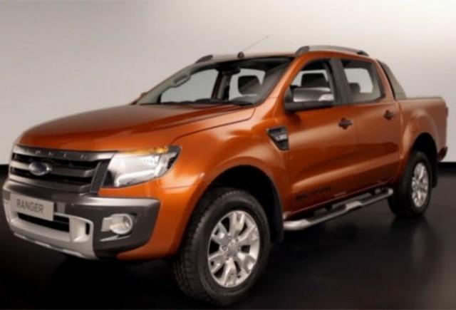 VIDEO: Ford prezinta noul Ranger Wildtrak