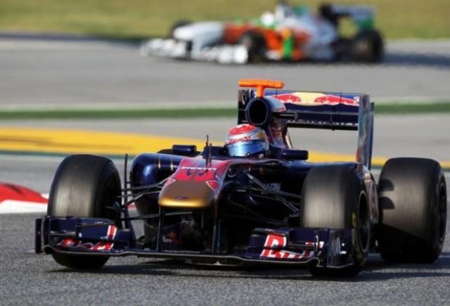 Buemi: Toro Rosso va fi in primele cinci