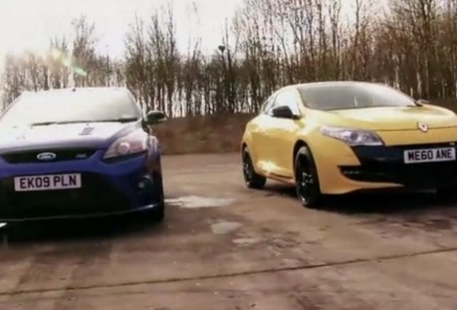 VIDEO: Superchips RenaultSport Megane vs Ford Focus RS