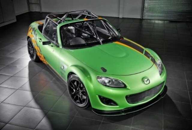 Iata cel mai rapid Mazda MX5!