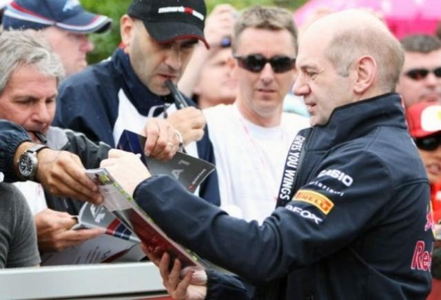 Adrian Newey a refuzat Ferrari