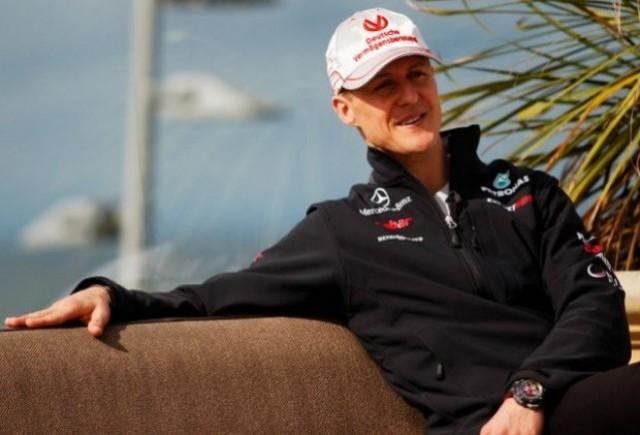 Schumacher: Suntem imediat dupa Red Bull
