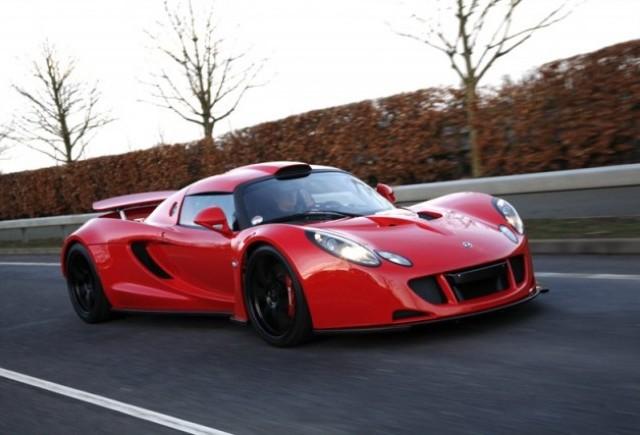 Super-galerie foto Hennessey Venom GT