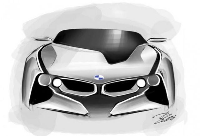 BMW M Concept ar putea fi prezentat la Tokyo Motor Show