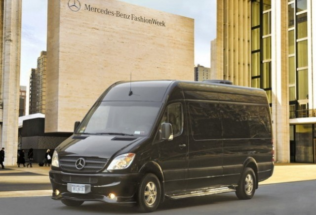 Brilliant Van este un Maybach intr-un Sprinter