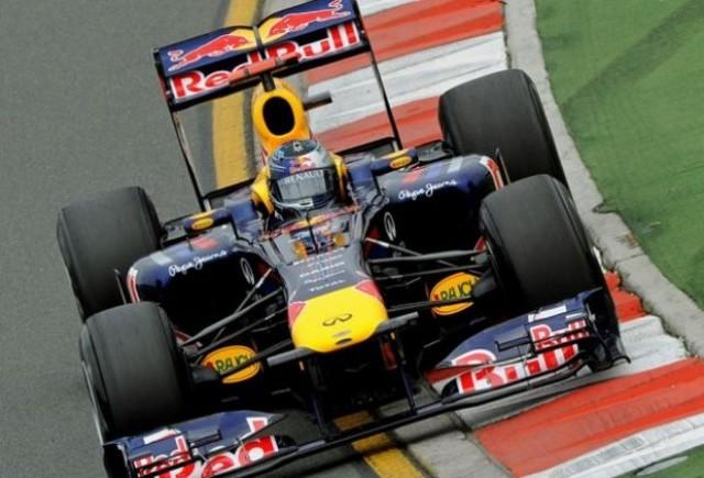 Vettel va pleca din pole-position la Melbourne