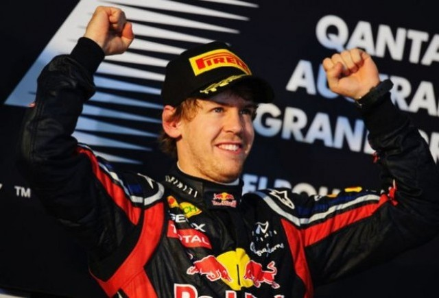 Vettel castiga fara probleme, Petrov si Perez surprizele etapei