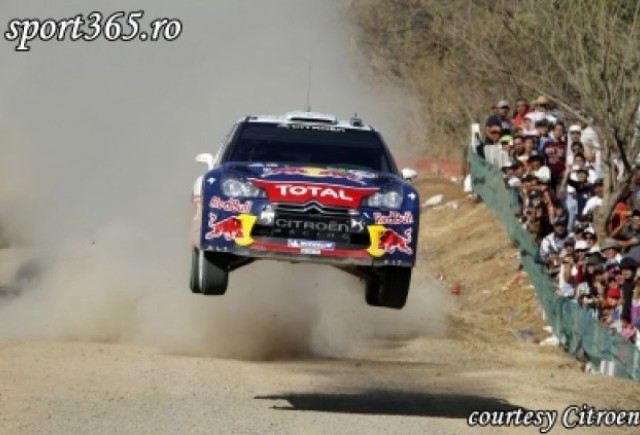 WRC 2011 – Sebastien Ogier castiga Raliul Portugaliei.