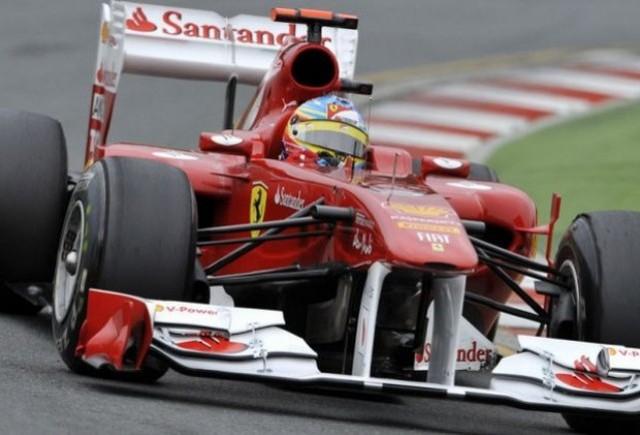 Alonso; Vettel, de pe alta planeta