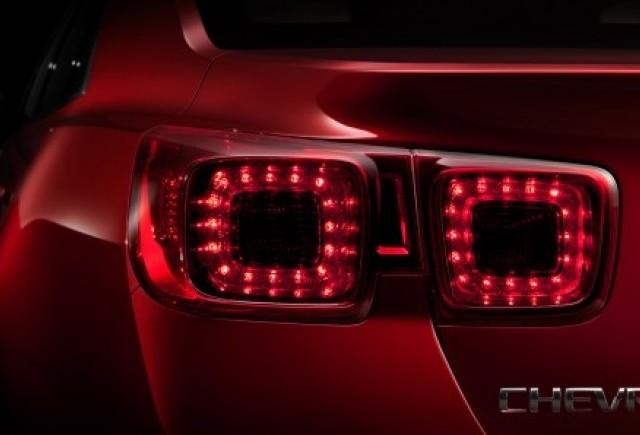 Chevrolet Malibu, gata pentru premiera mondiala
