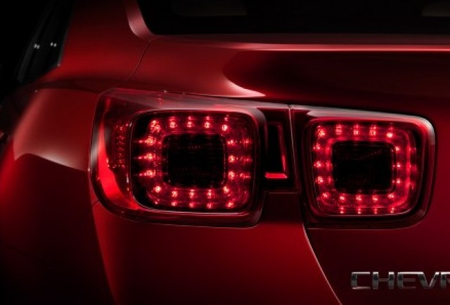VIDEO: Teaser Chevrolet Malibu