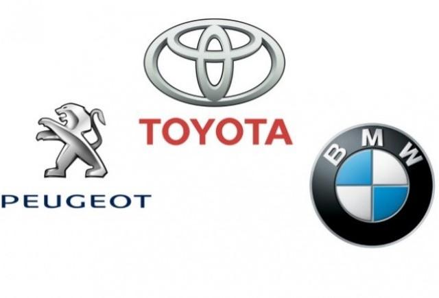 Toyota, PSA si BMW sunt cei mai aproape de noile norme de poluare