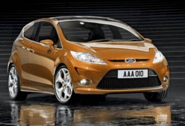 Ford va lansa noul Fiesta ST in 2012