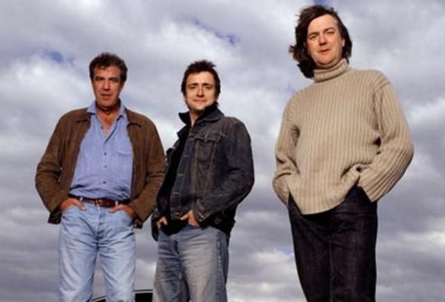 Echipa Top Gear BBC va avea editoriale la Masini.ro
