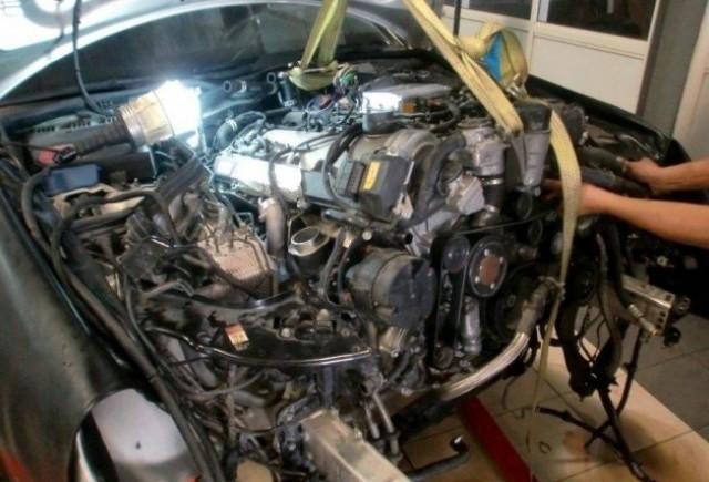 Mercedes E-Klasse V12 Speedriven