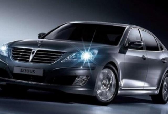 Hyundai nu isi face brand de lux