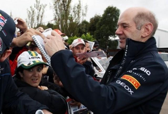 Newey: McLaren ne-a copiat