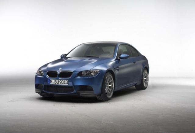 Ultimul BMW M3 cu motor aspirat