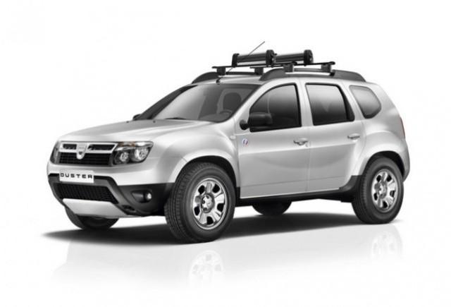 Dacia Duster ESF, editie speciala