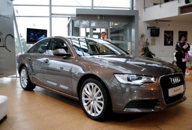 Audi A6 lansat oficial in reteaua Porsche Inter Auto
