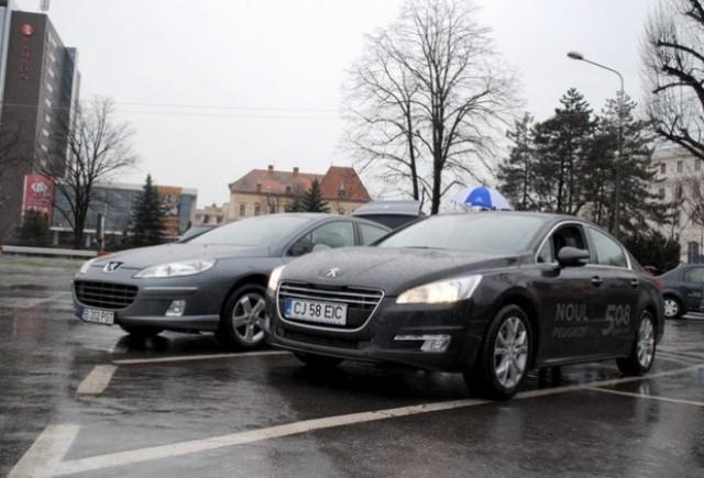 Peugeot 407 a murit, traiasca noul 508!
