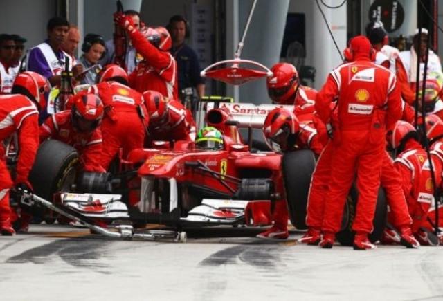 Massa: As fi putut prinde podiumul
