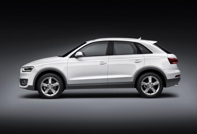 Noul SUV compact Audi Q3, prezentat oficial