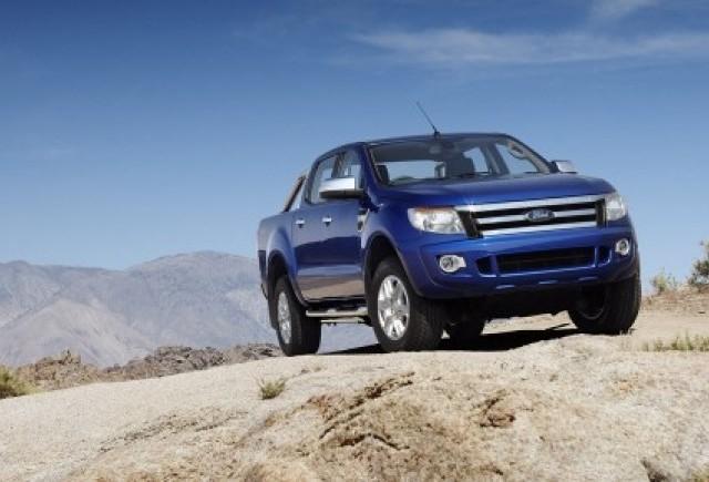 Ford a prezentat noul Ranger