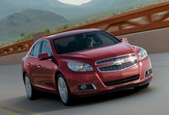 Chevrolet Malibu, a