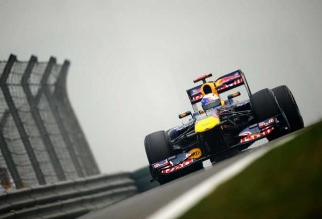 Vettel, primul si in sesiunea a doua de antrenamente din China
