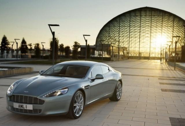 Aston Martin patrunde pe piata din India