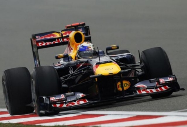 Vettel se impune si in ultimele antrenamente de la Shanghai