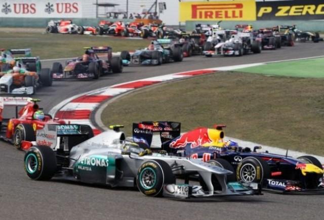Vettel, multumit la finele unei curse dificile