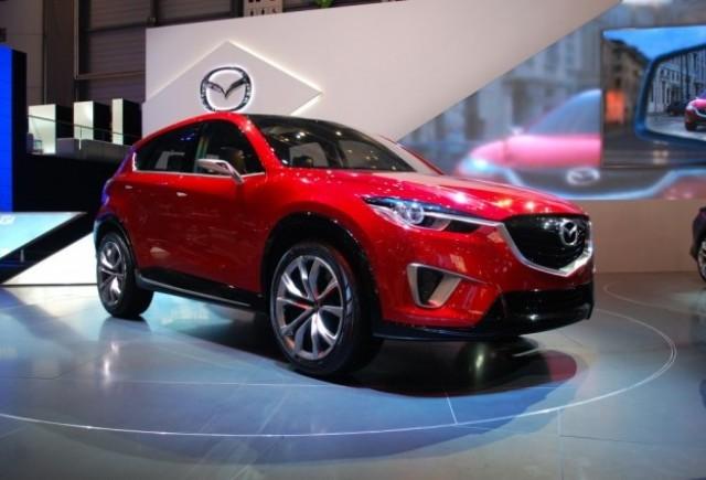 Este oficial: Mazda Minagi Concept este noua CX-5