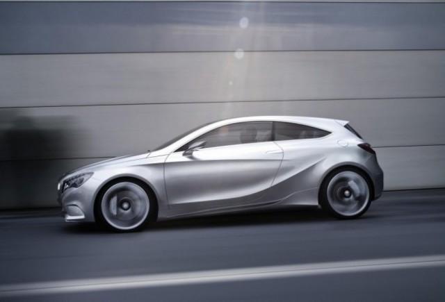 Shanghai 2011: Mercedes A-Klasse Concept