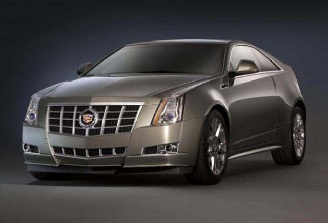 Cadillac CTS, facelift pentru New York Auto Show